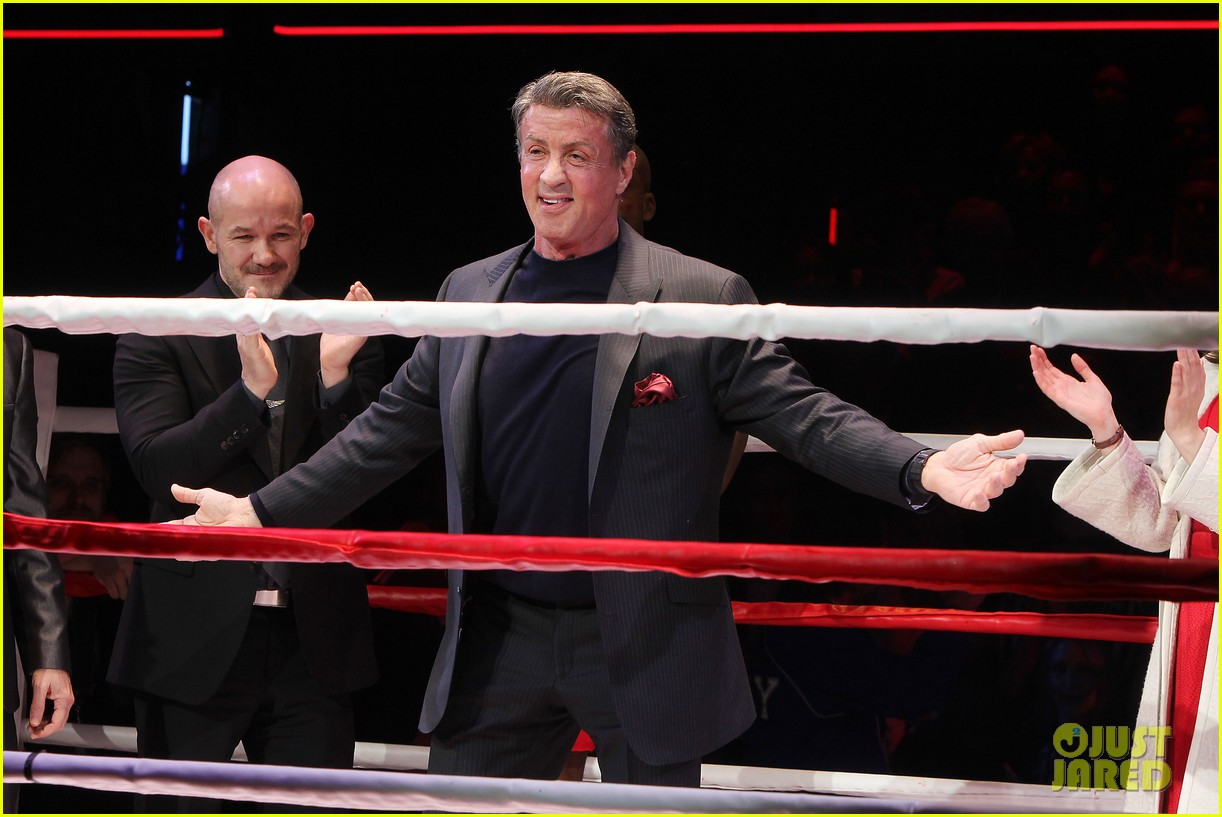 sylvester stallone knocks out broadways rocky 143071733