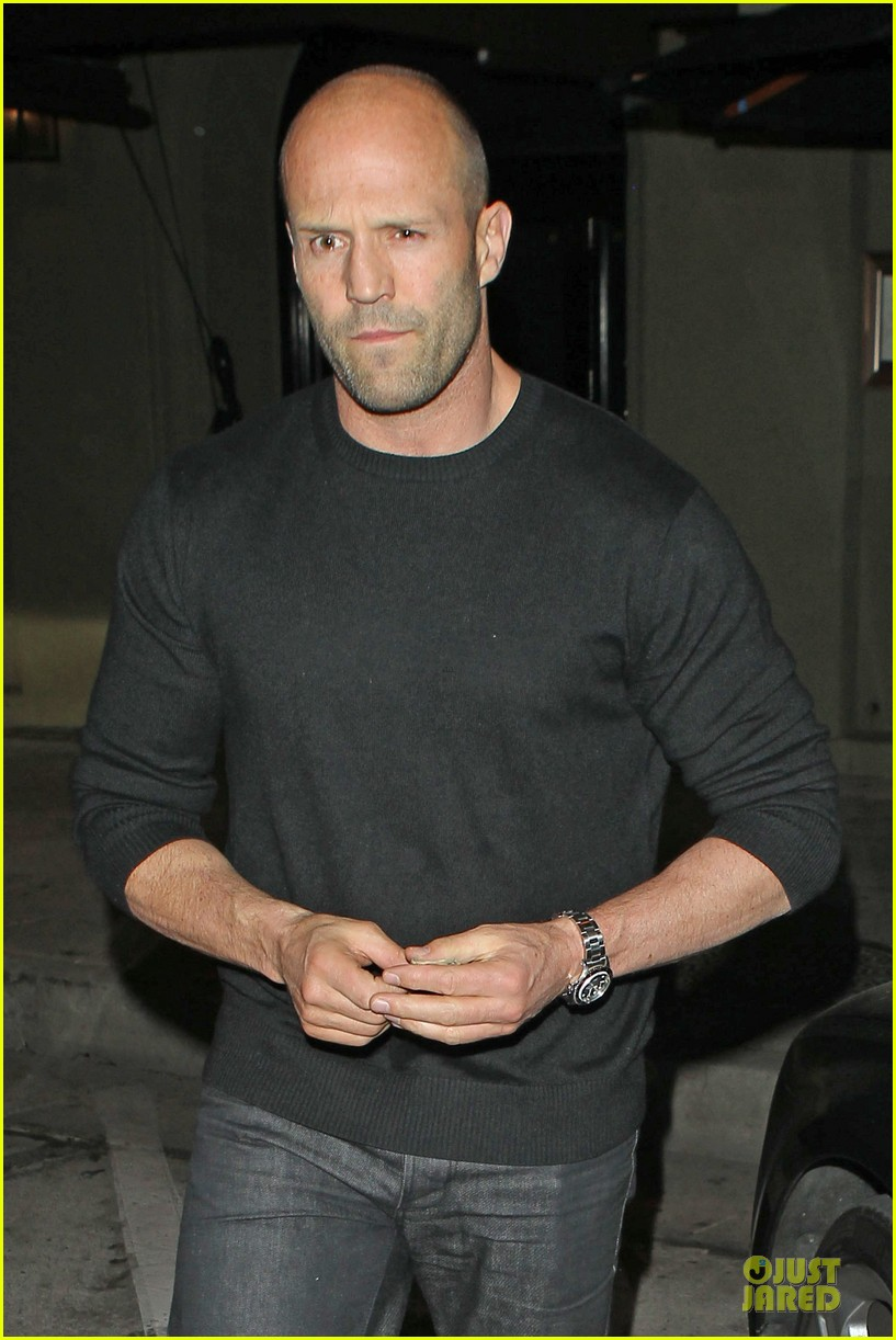 jason statham sylvester stallone dinner at craigs 113070116