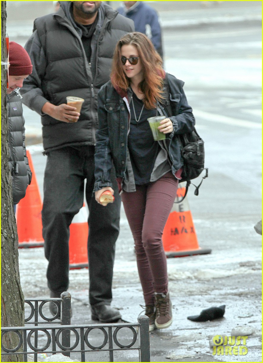 kristen stewart spotted on still alice set in new york city 123064894