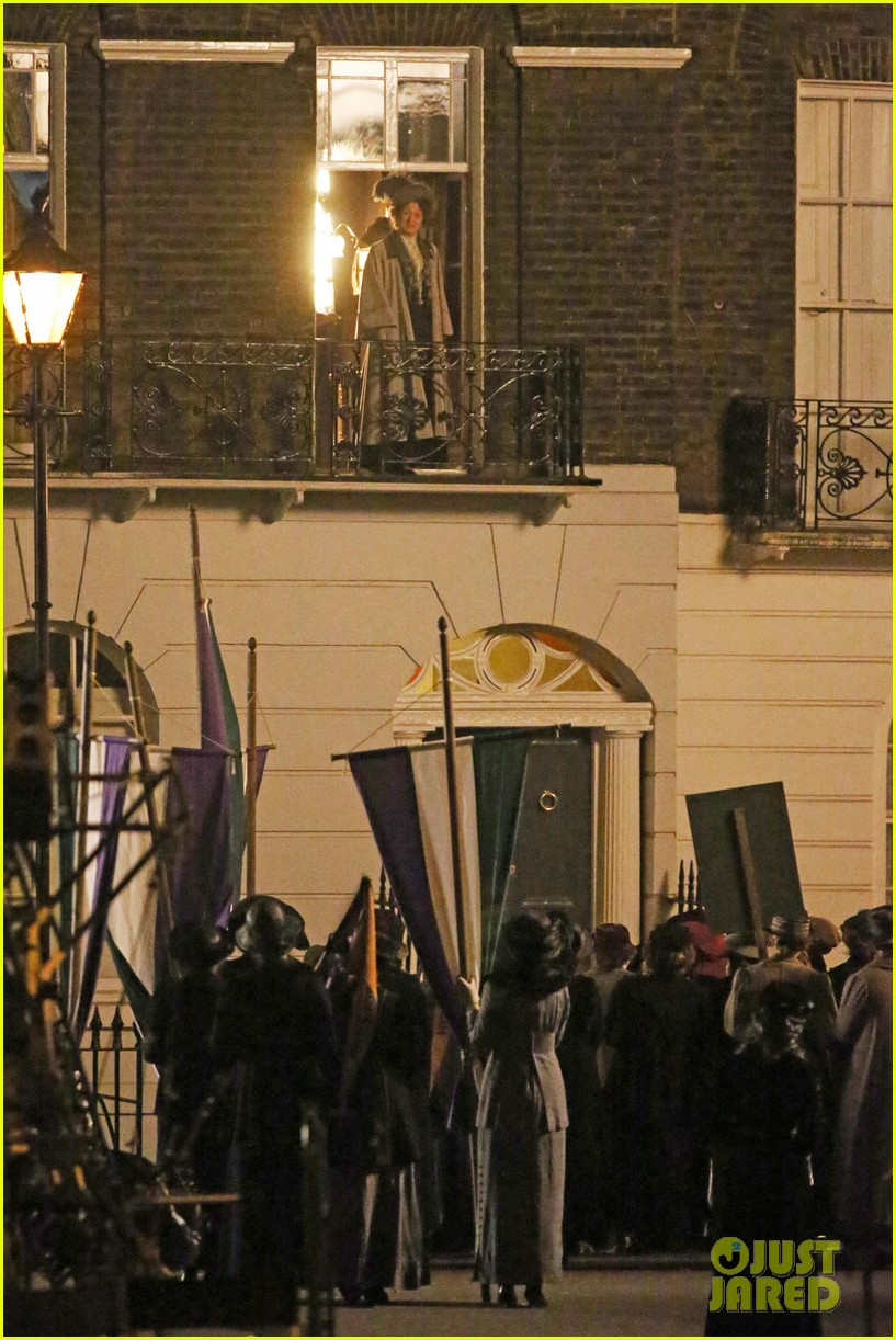meryl streep first look on set at suffragette 033078348