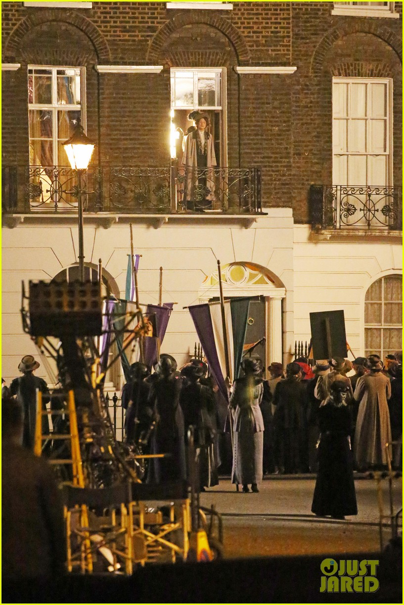 meryl streep first look on set at suffragette 093078354