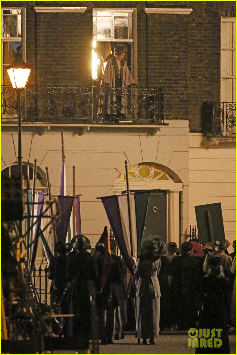 meryl streep first look on set at suffragette 163078361