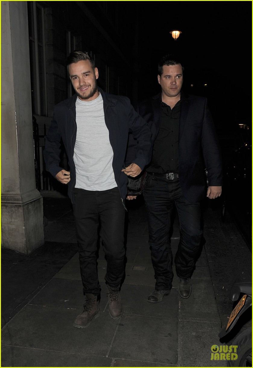 harry styles liam payne meet for dinner 123074235
