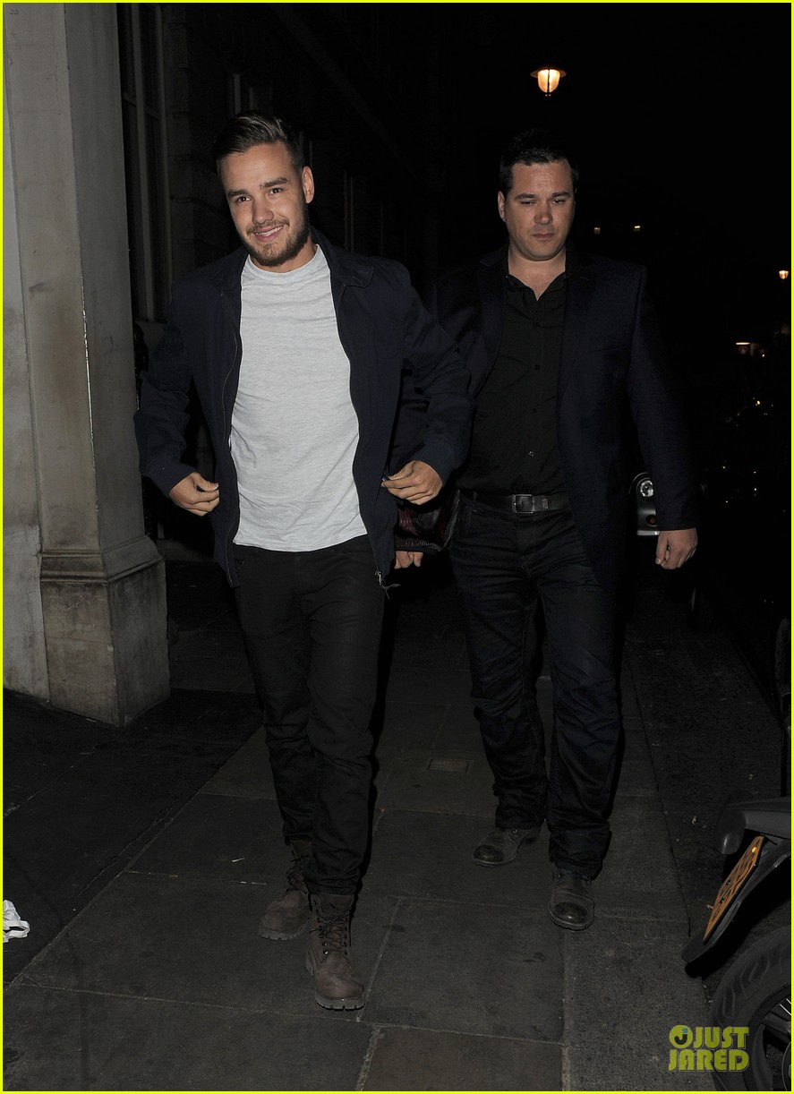 harry styles liam payne meet for dinner 13