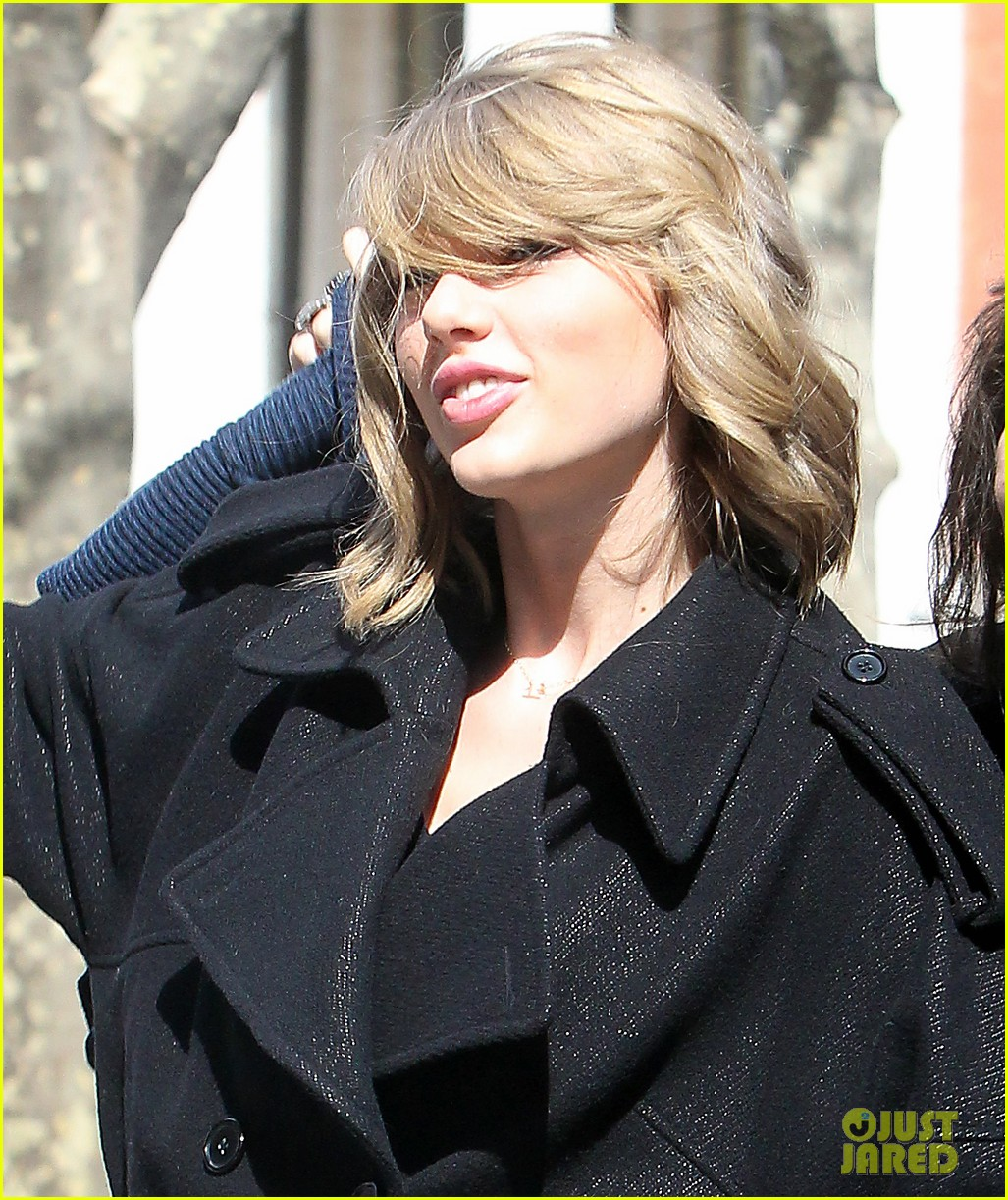 taylor swift lorde get silly in nyc 053068863