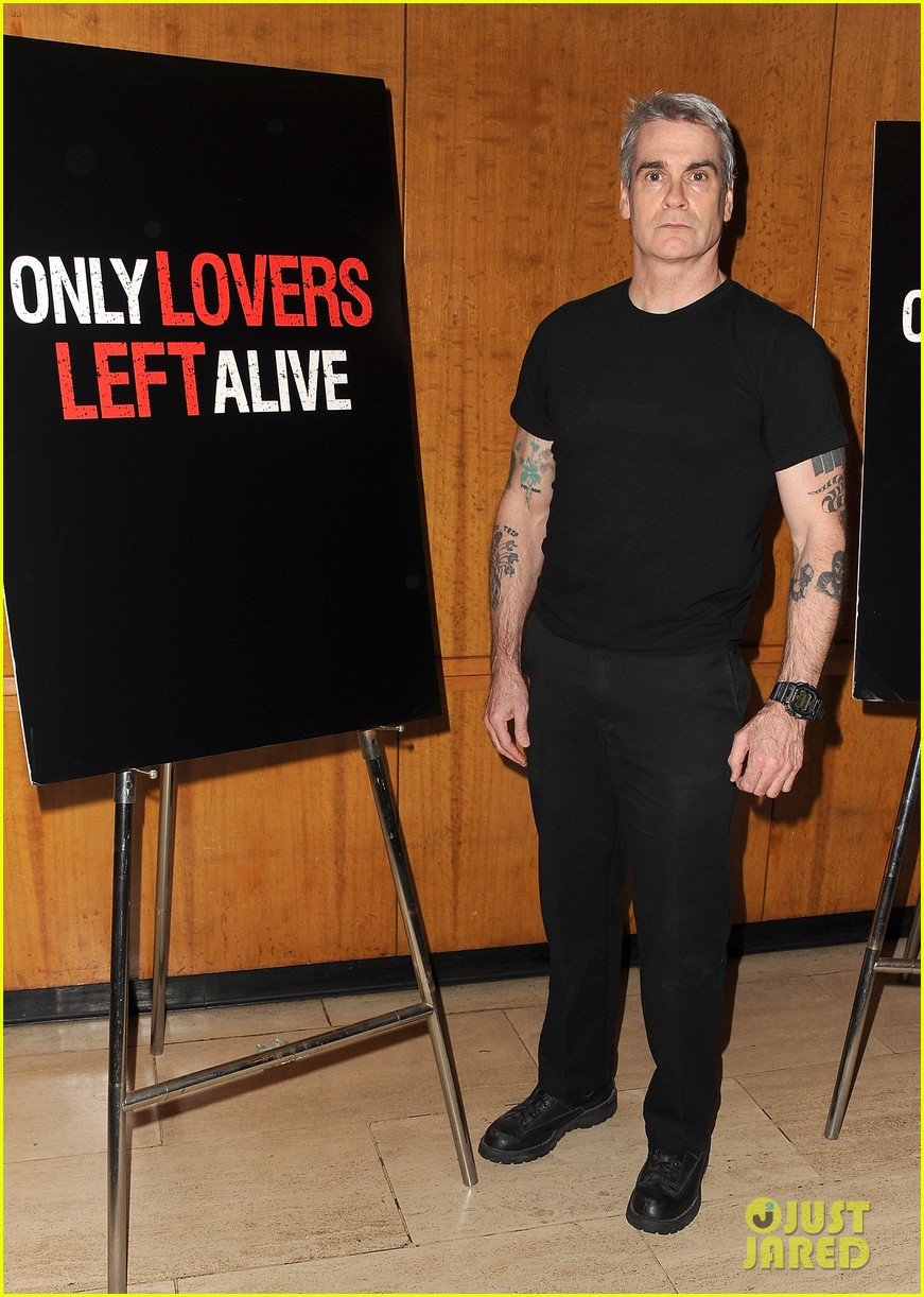 tilda swinton anton yelchin only lovers left alive screening 043069767