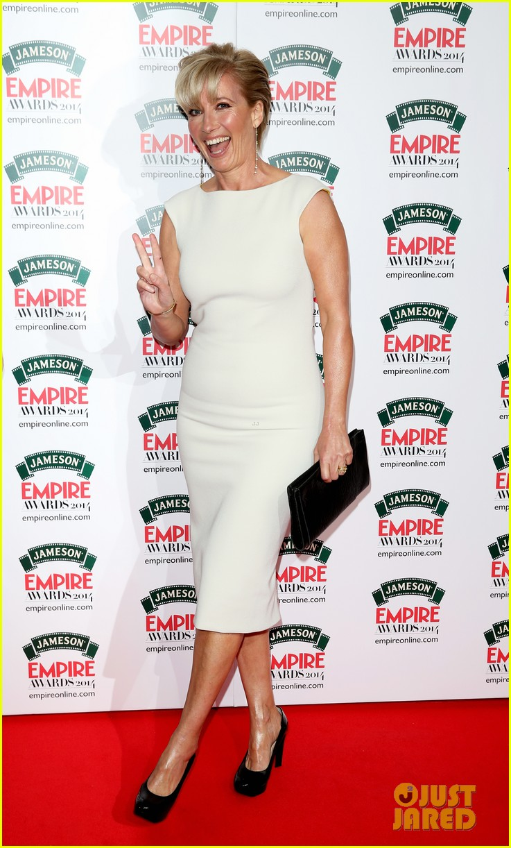 emma thompson goes for the gold at jameson empire awards 2014 013081812