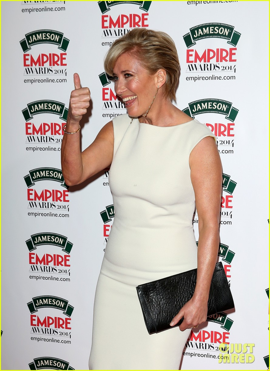emma thompson goes for the gold at jameson empire awards 2014 043081815