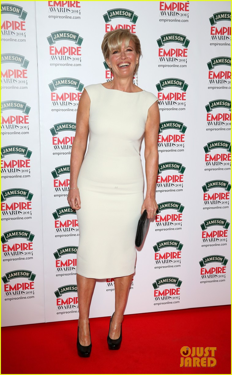 emma thompson goes for the gold at jameson empire awards 2014 063081817