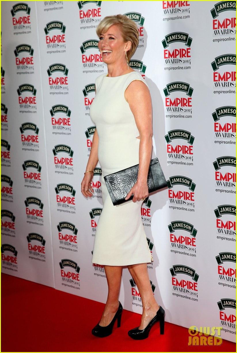 emma thompson goes for the gold at jameson empire awards 2014 083081819