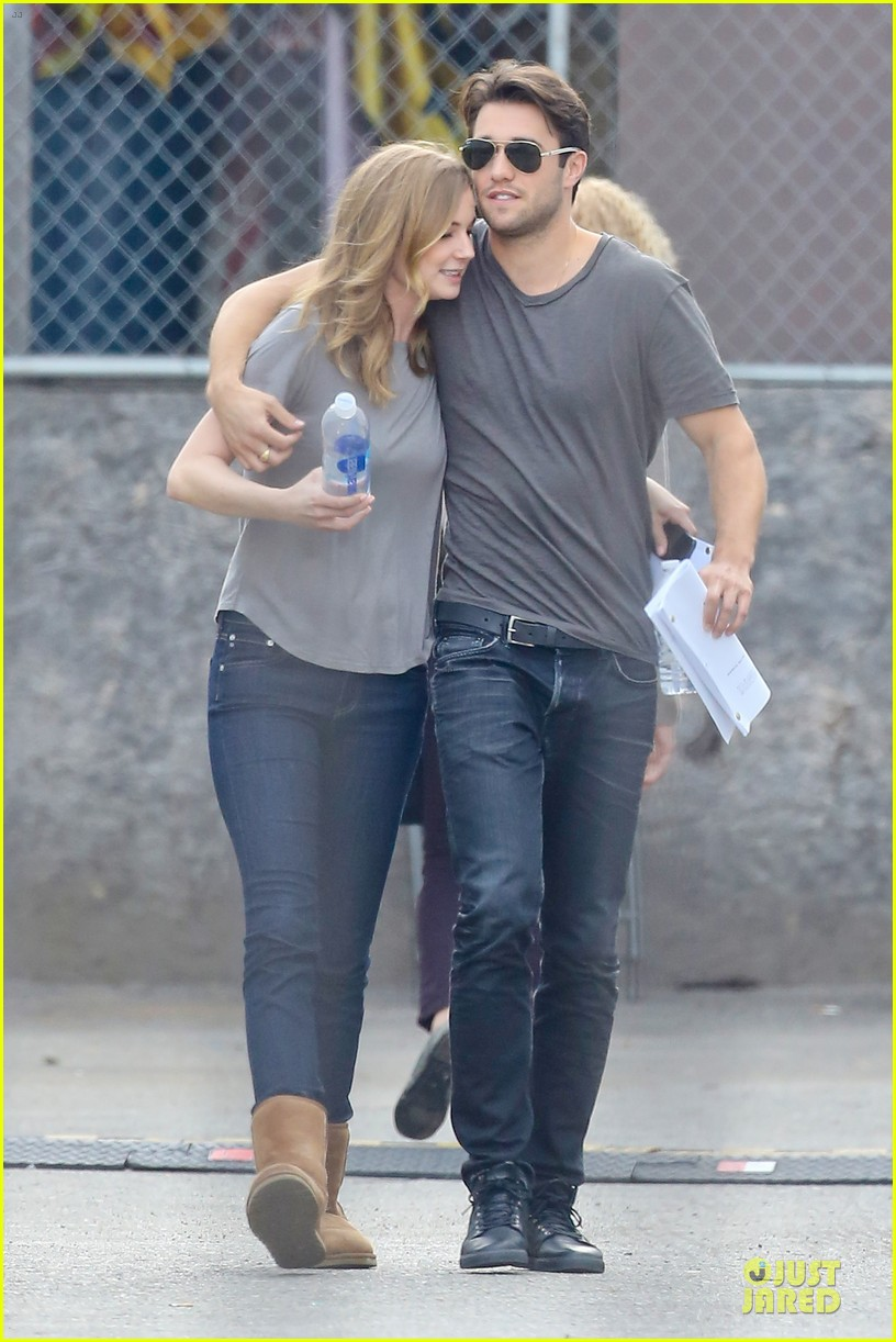 emily vancamp josh bowman wrapped up 063078127