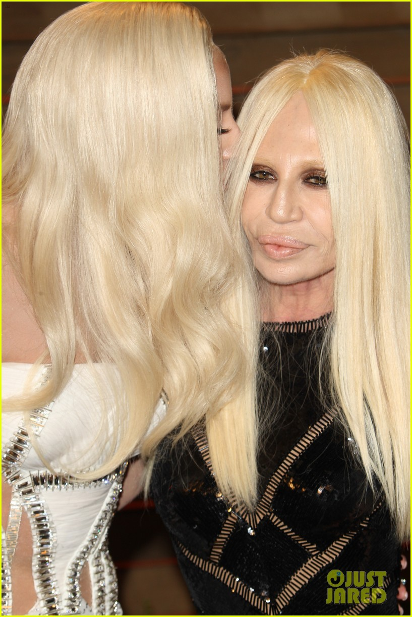 donatella versace vanity fair oscars party 2014 with lady gaga nolan gerard funk 023064777
