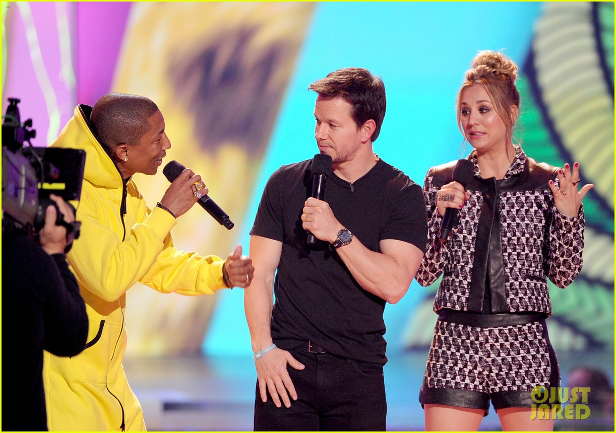 mark wahlberg kids choice awards 2014 083081336