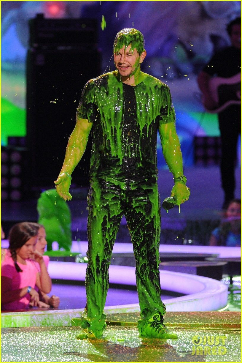 mark wahlberg kids choice awards 2014 123081340