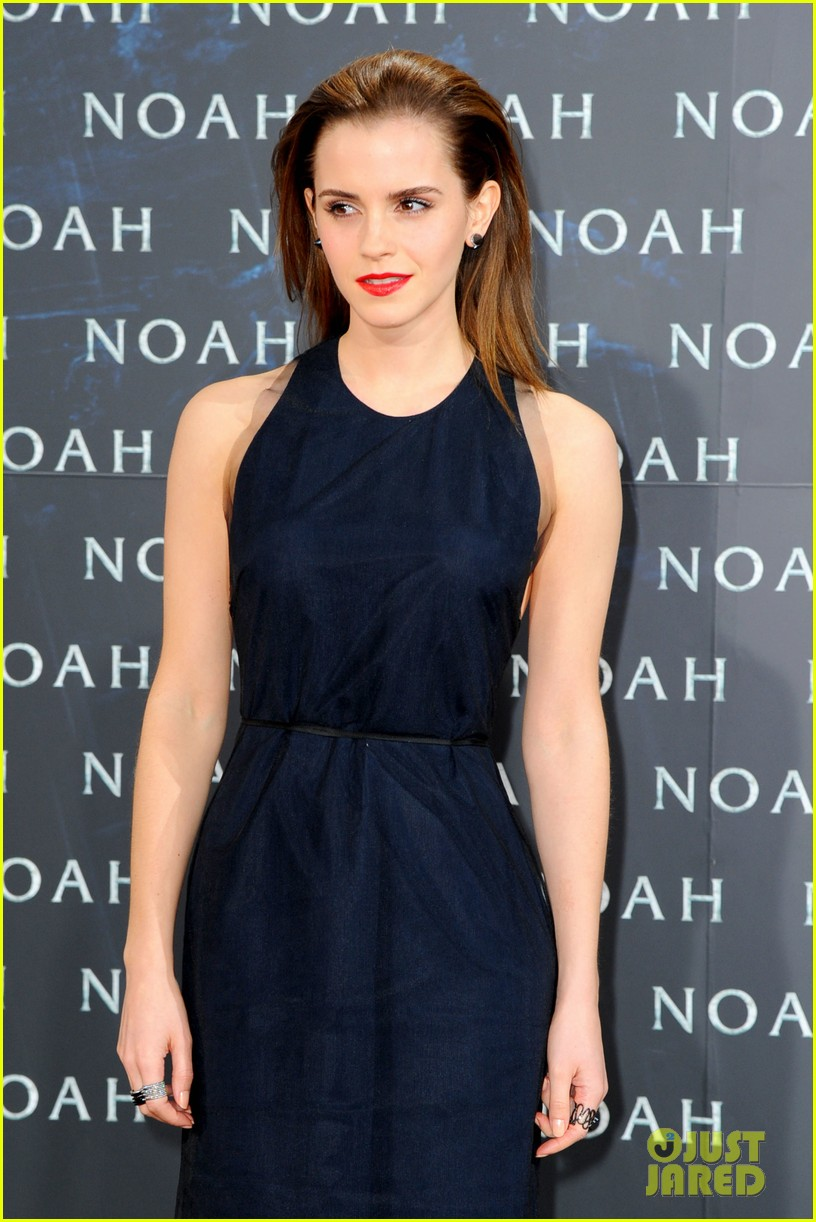emma watson begins noah press tour premieres the film in berlin 023071305