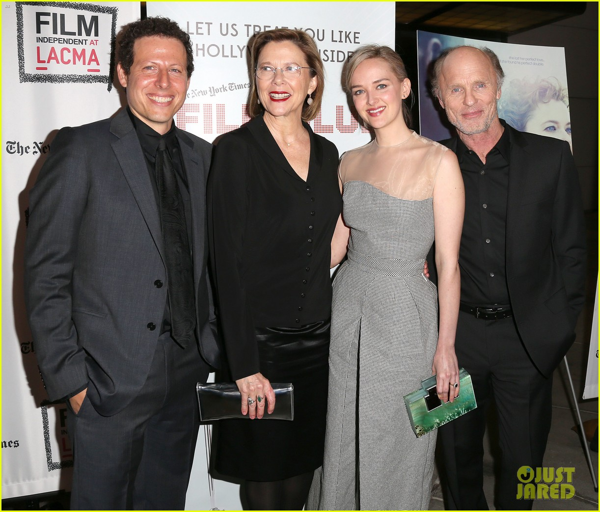 jess weixler annette bening the face of love screening 05