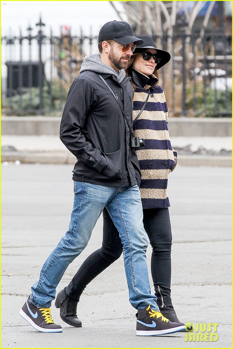 olivia wilde birthday lunch jason sudeikis 10
