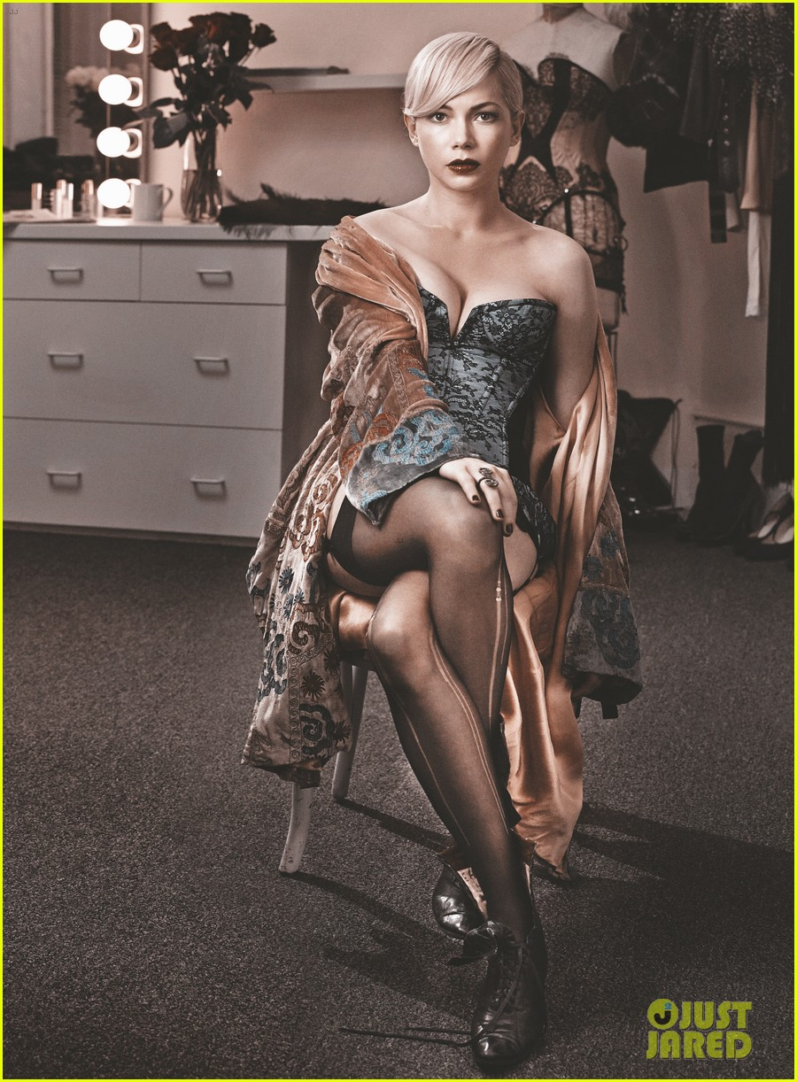 michelle williams cabaret vogue3082353