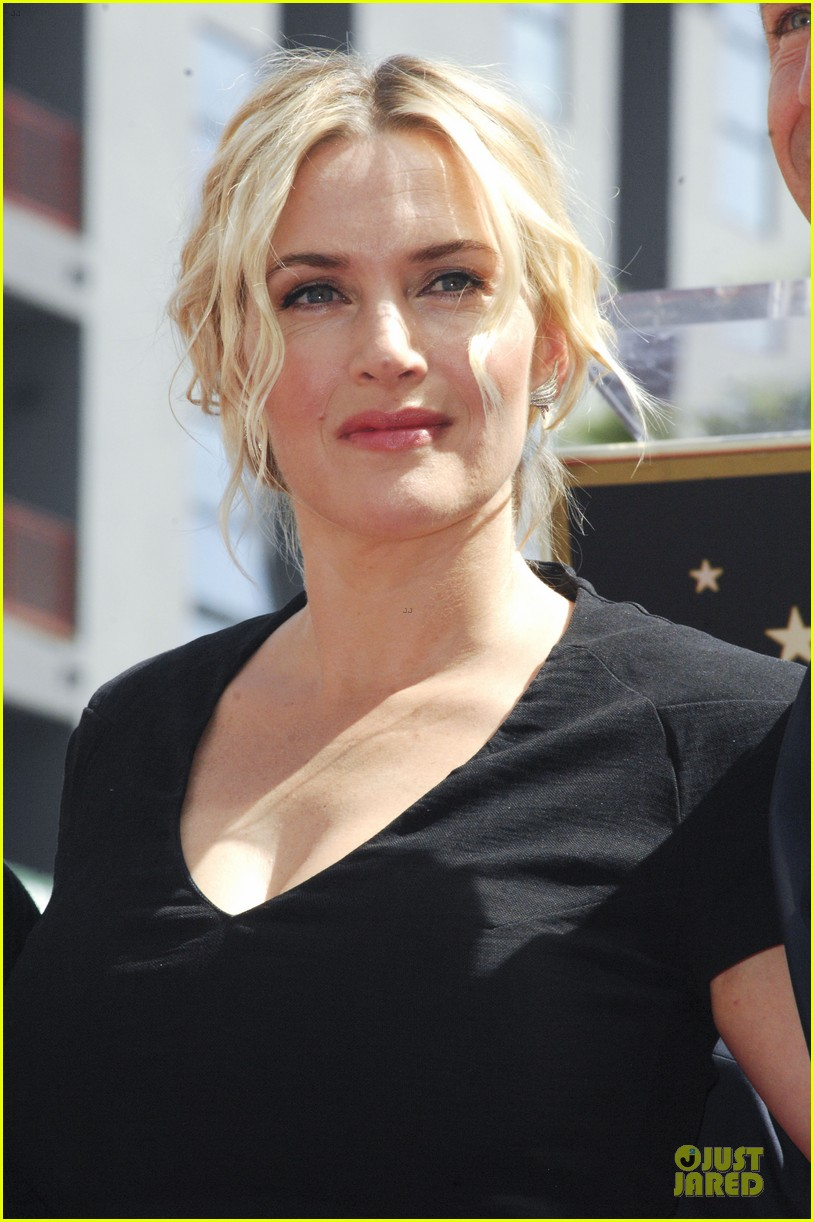 kate winslet shailene woodley hollywood walk of fame 123073496