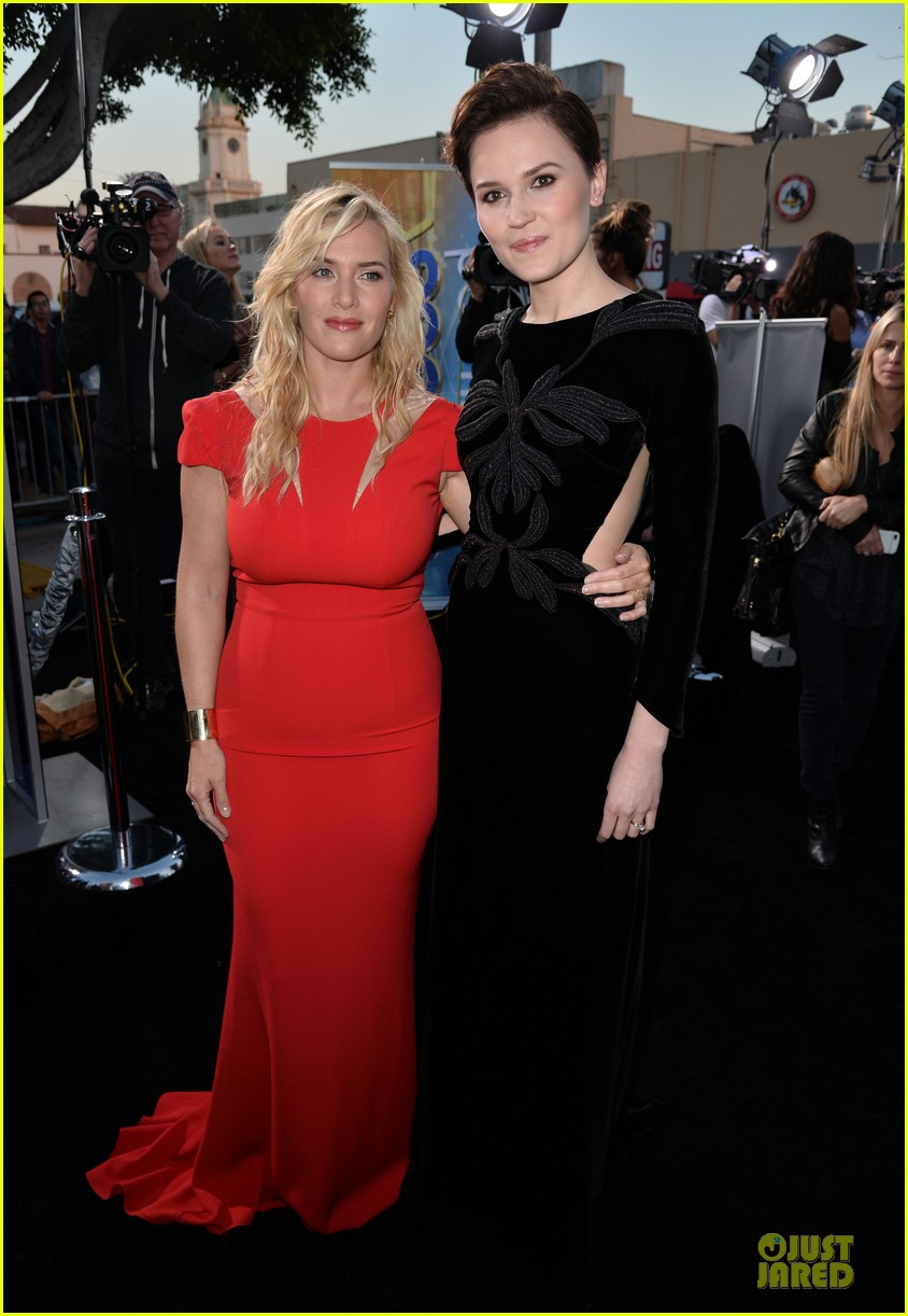kate winslet ashley judd divergent la premiere 05