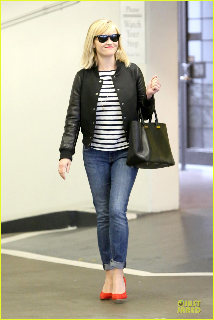 reese witherspoon bowling for 38th birthday 223078121