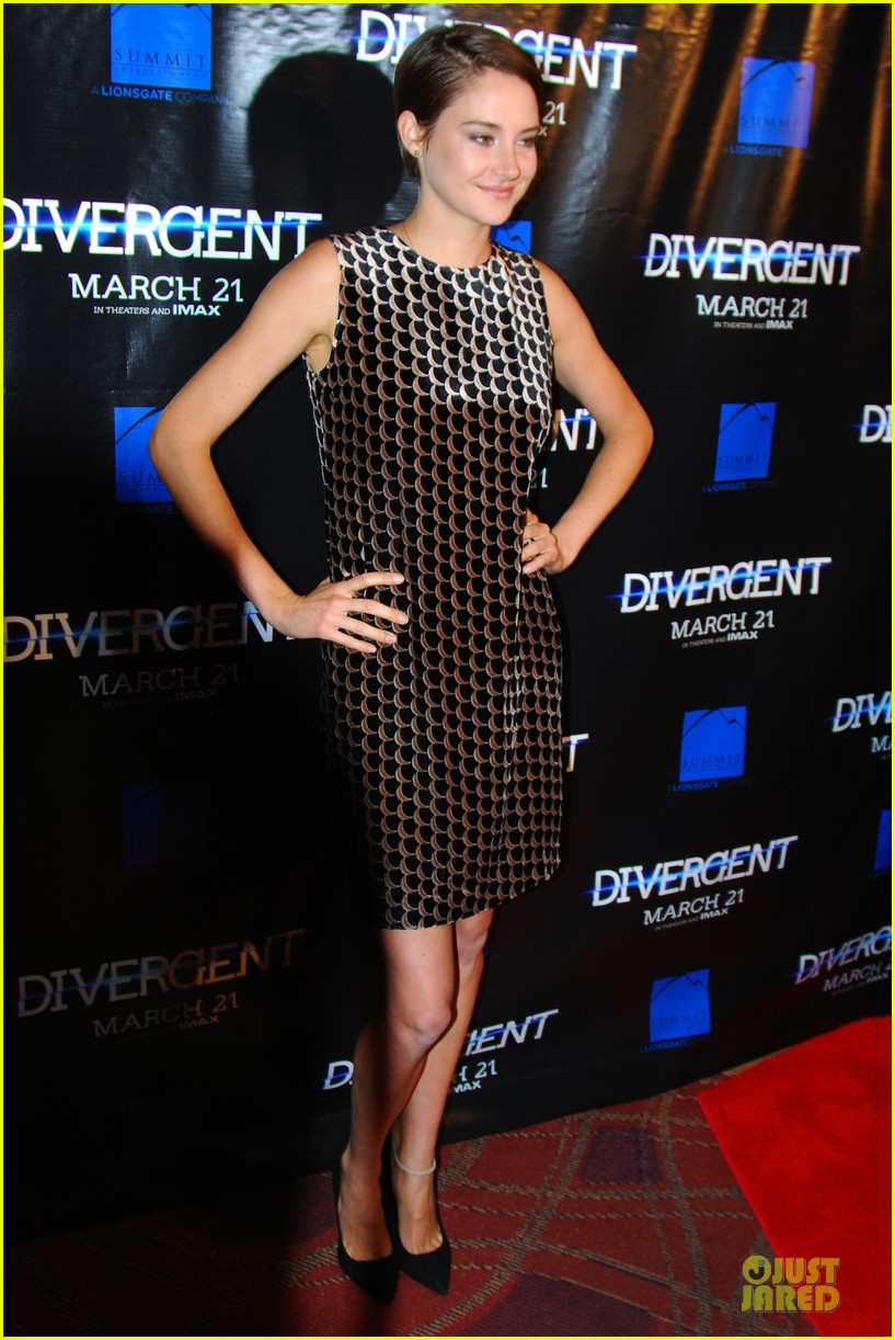 shailene woodley theo james continue to invest in divergent 013066226