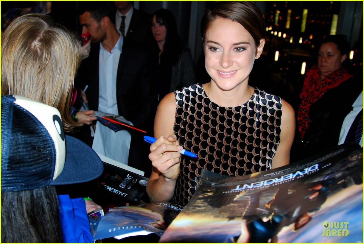 shailene woodley theo james continue to invest in divergent 14