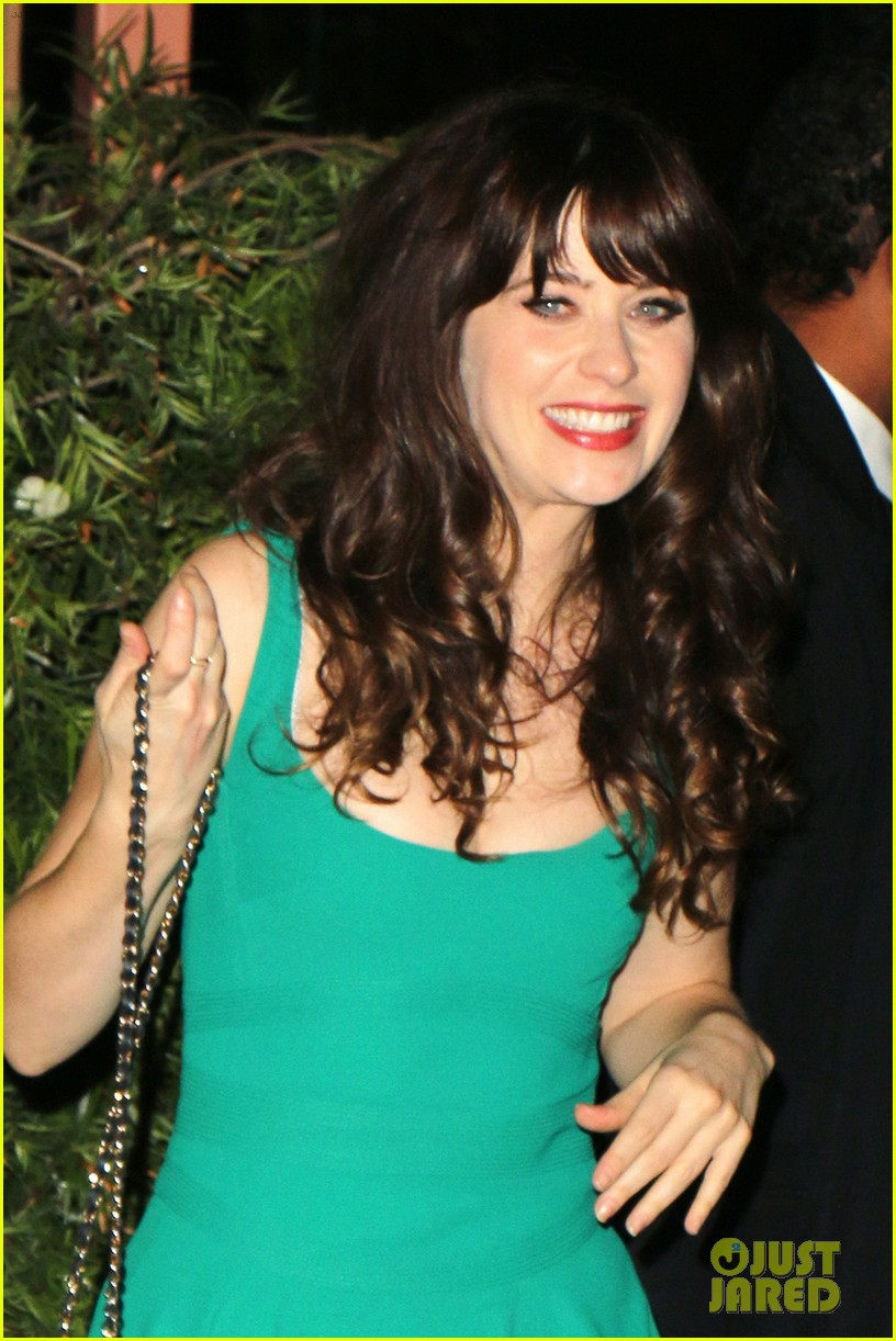 zooey deschanel kellan lutz pre oscars party sunset tower 08