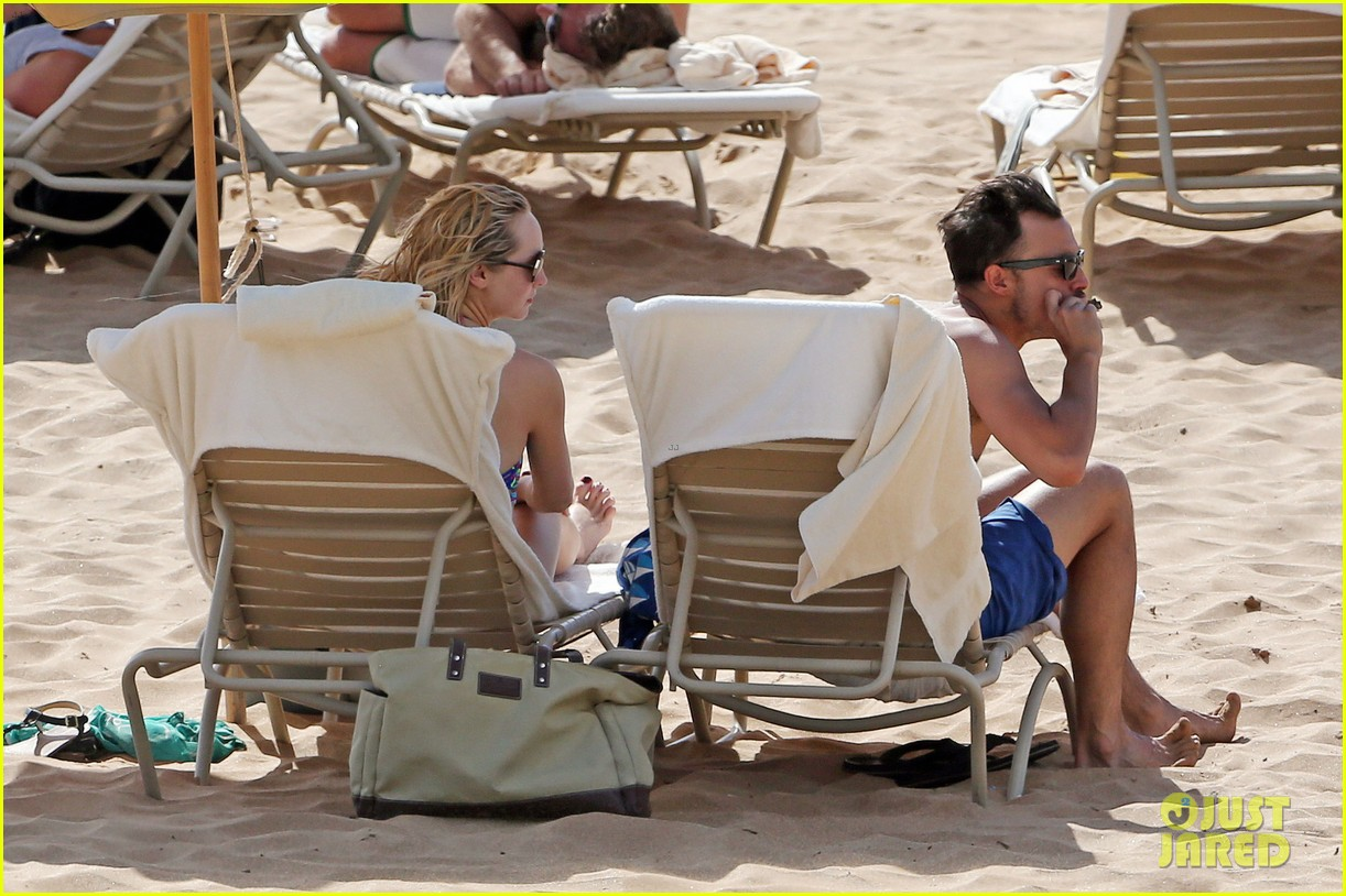 candice accola bikini fiance joe king miami 143093145