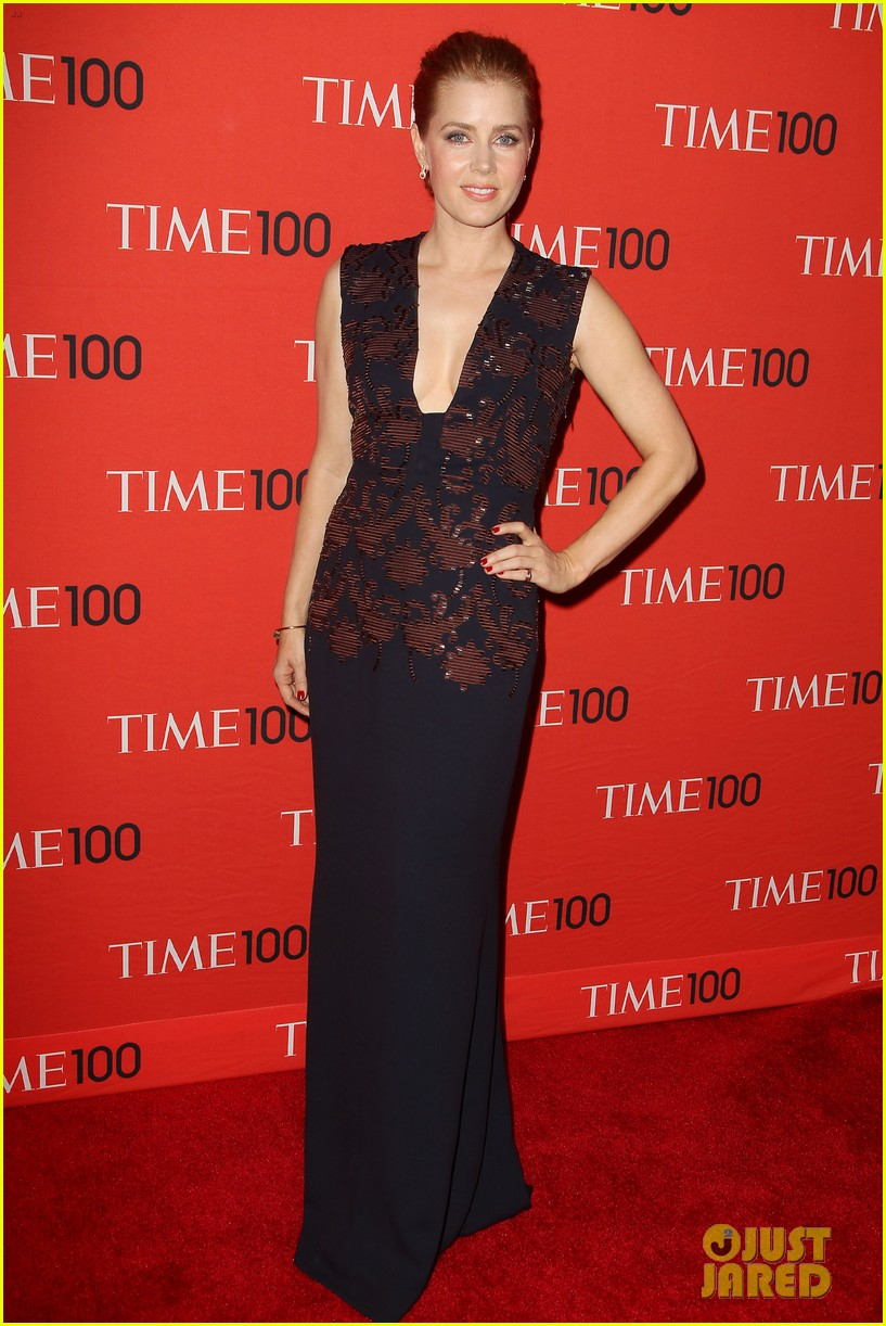 amy adams brings her man darren le gallo to time 100 gala 013101893