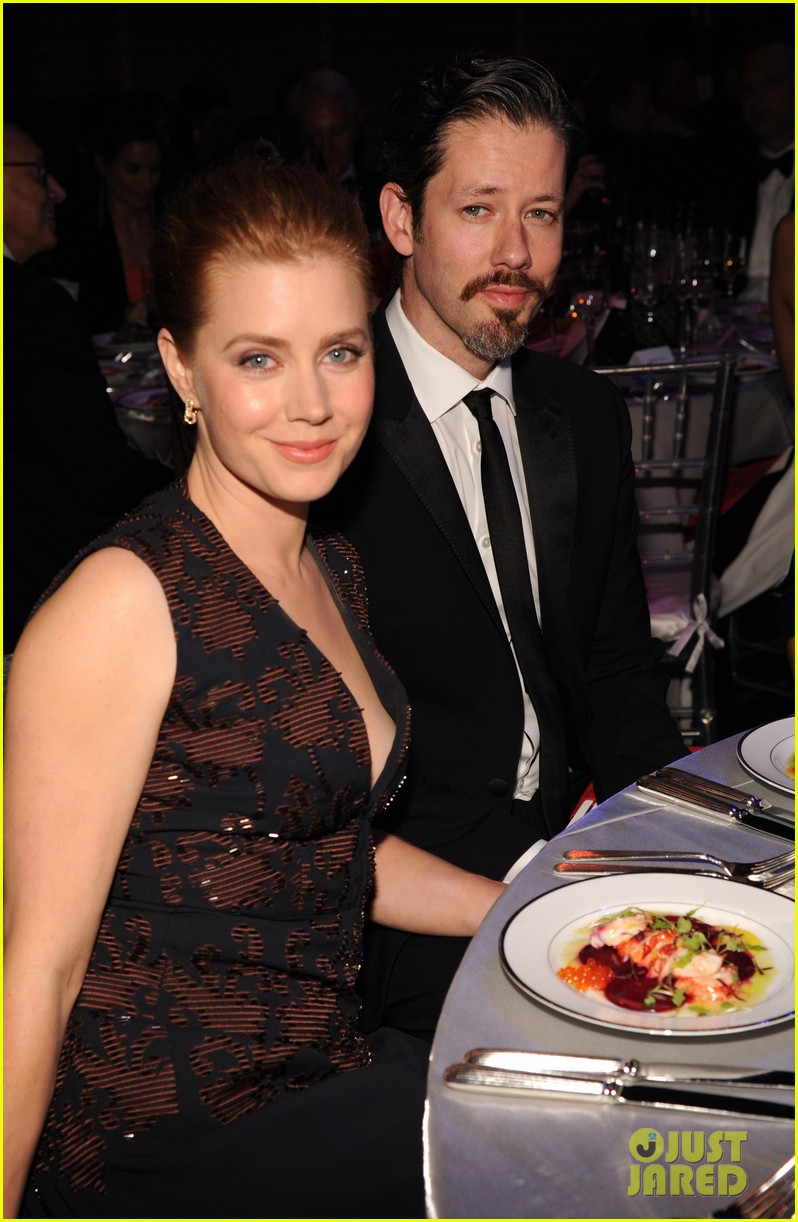 amy adams brings her man darren le gallo to time 100 gala 043101896