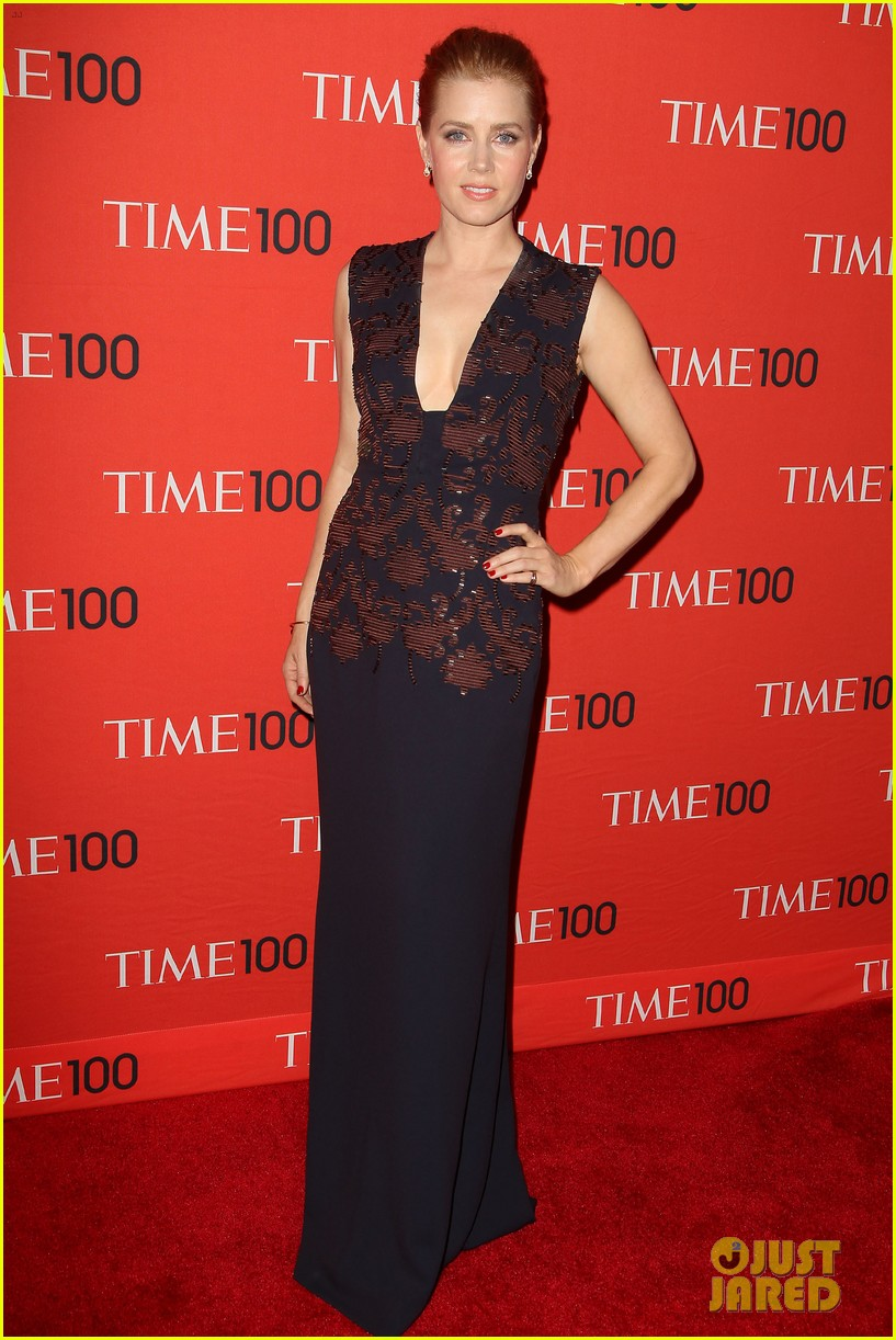 amy adams brings her man darren le gallo to time 100 gala 073101899