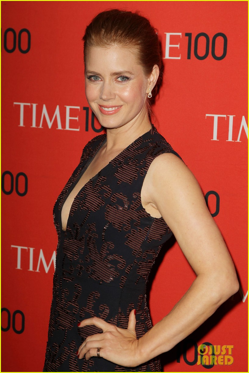amy adams brings her man darren le gallo to time 100 gala 083101900