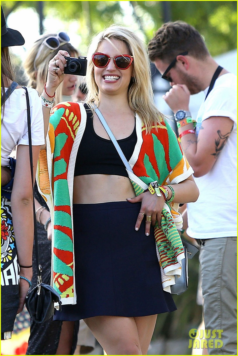 dianna agron captures coachella moments thomas cocquerel 093091777