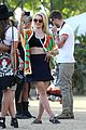 dianna agron captures coachella moments thomas cocquerel 06