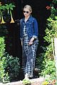 dianna agron gets cozy with thomas cocquerel at lunch 10