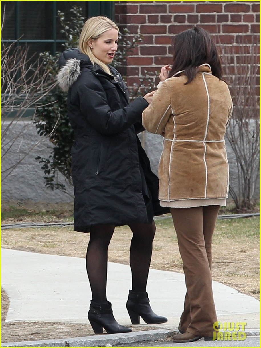 dianna agron pleads for us to do our part help the environment 023087642