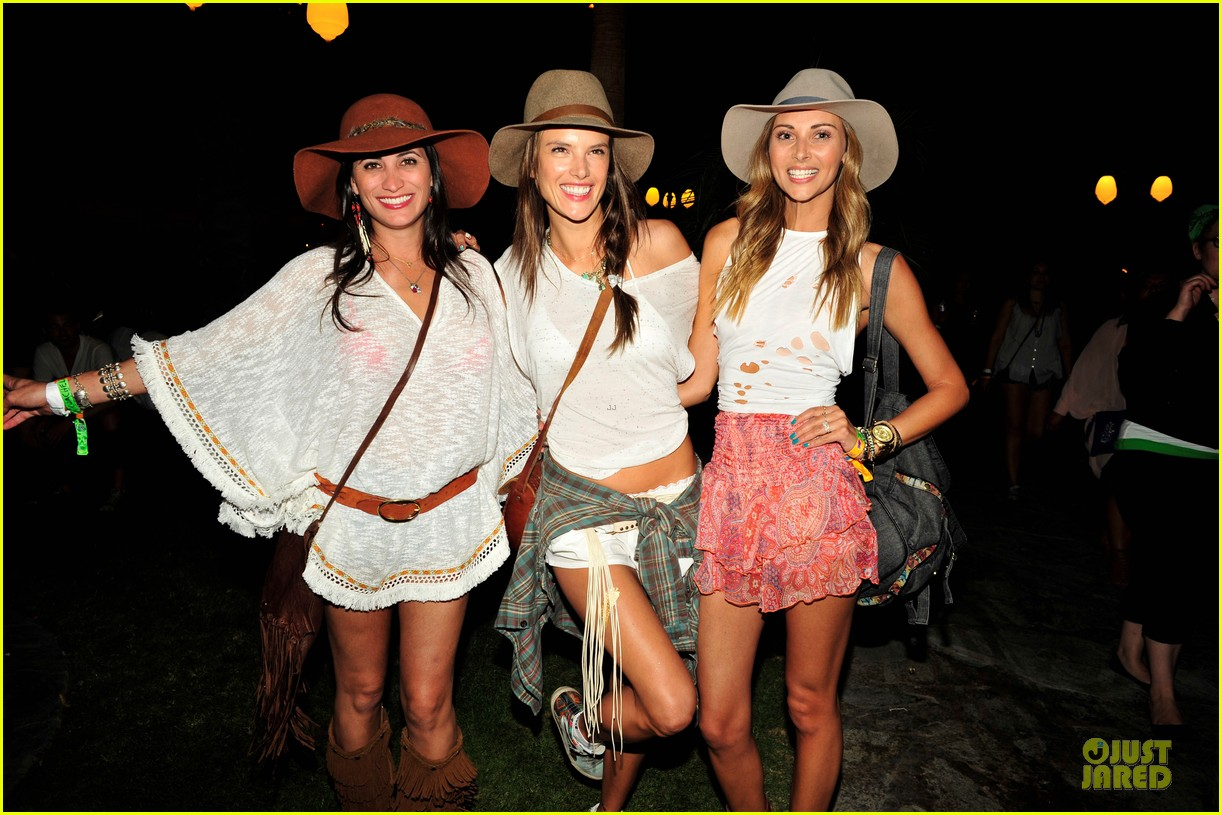 alessandra ambrosio celebrate 33rd birthday at coachella 193089817