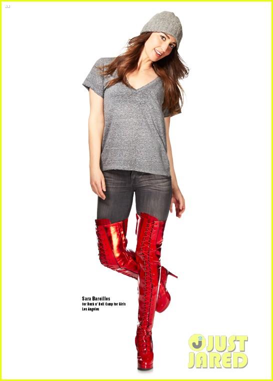 sara bareilles kelly osbourne kinky boots charity 013099321