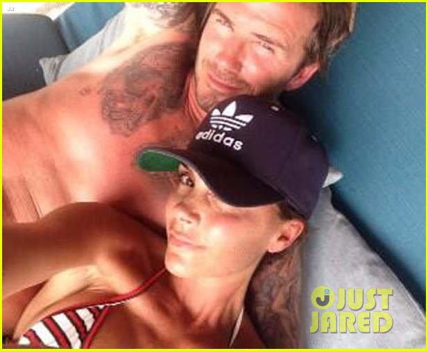 victoria beckham birthday shirtless david beckham 023094143
