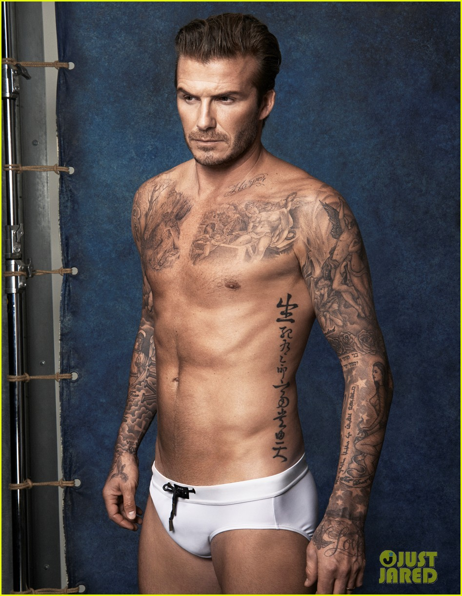 david beckhams buff shirtless bod is on display for new hm ads 023083914