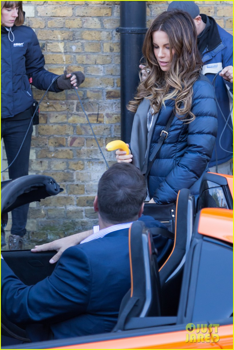 kate beckinsale films absolutely anything with a really nice car 033093289