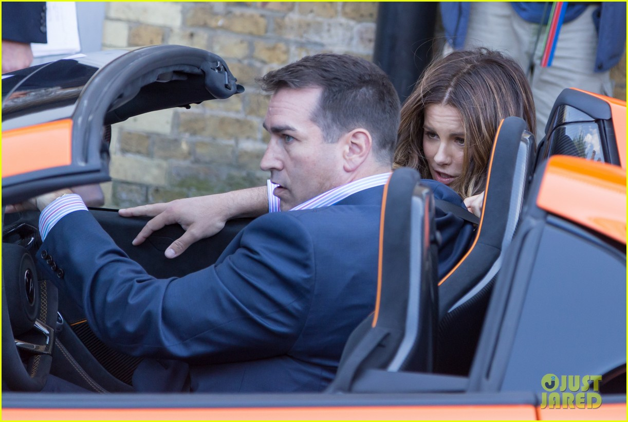 kate beckinsale films absolutely anything with a really nice car 043093290
