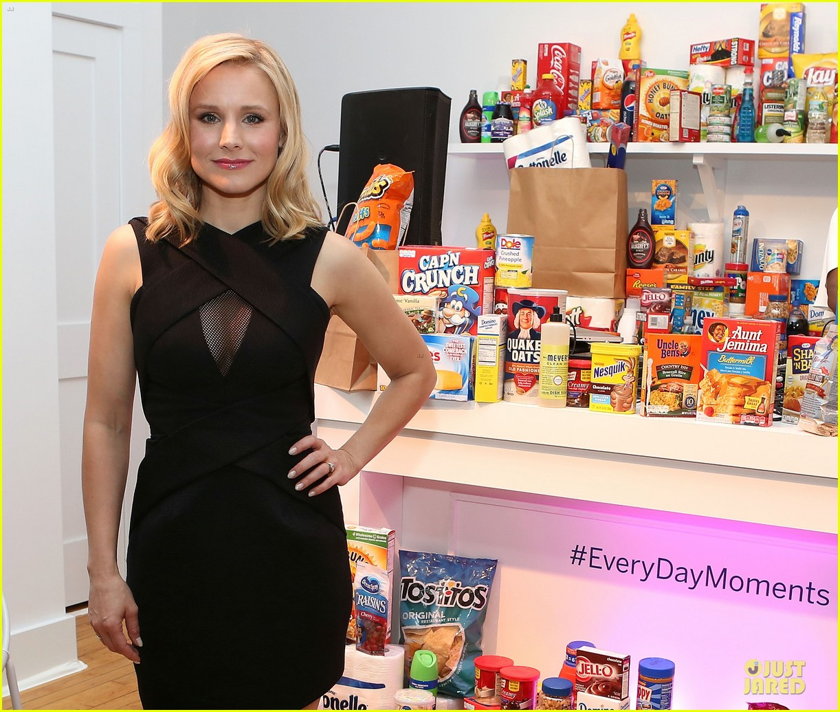 kristen bell appreciate every day moments 063083612