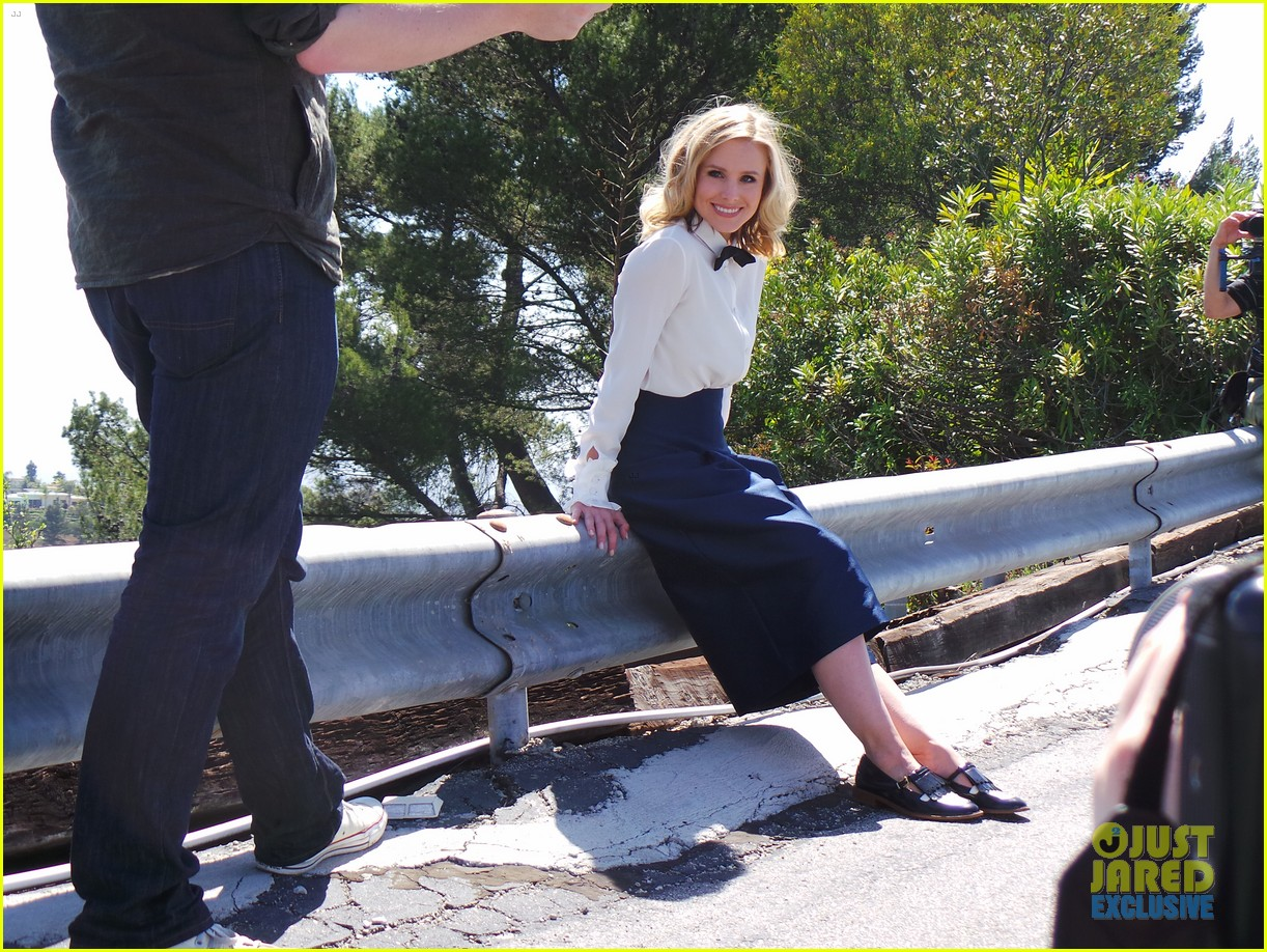 kristen bell just jared spotlight behind the scenes 053086979