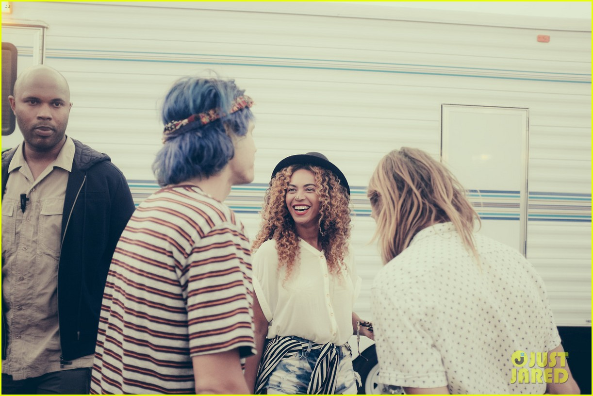 beyonce shares personal coachella photos 093090831