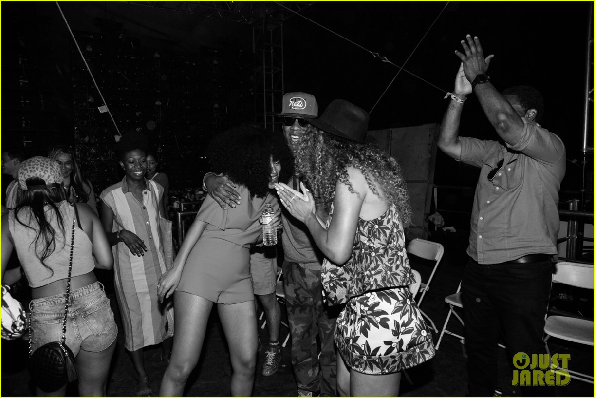 beyonce shares personal coachella photos 203090842