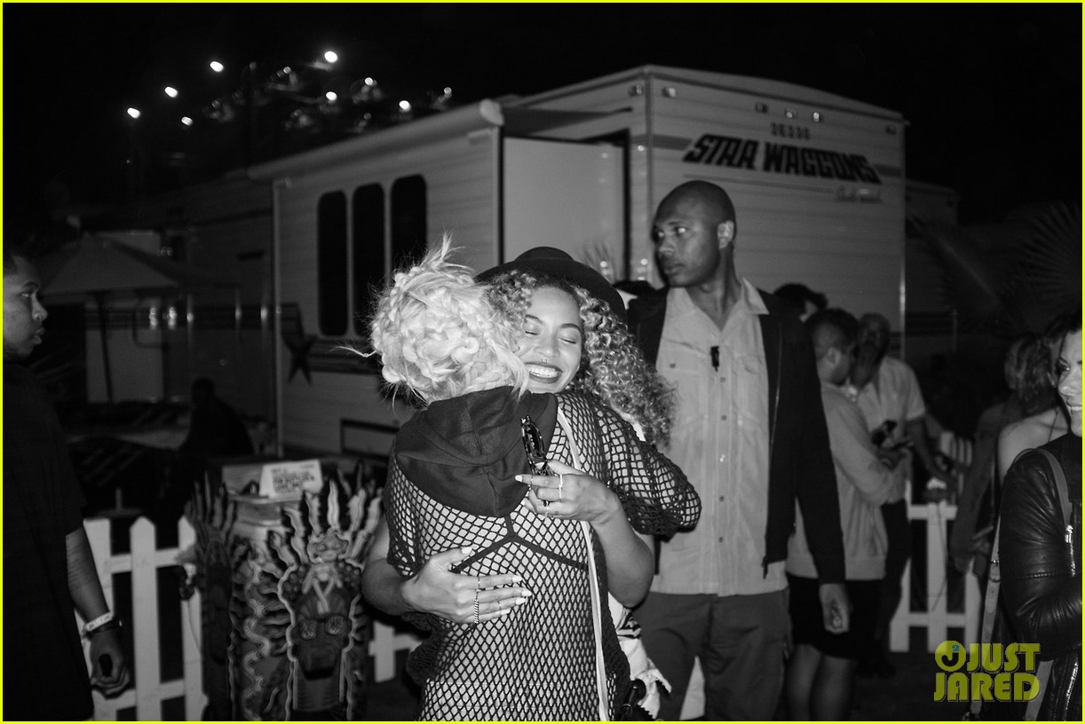 beyonce shares personal coachella photos 243090846