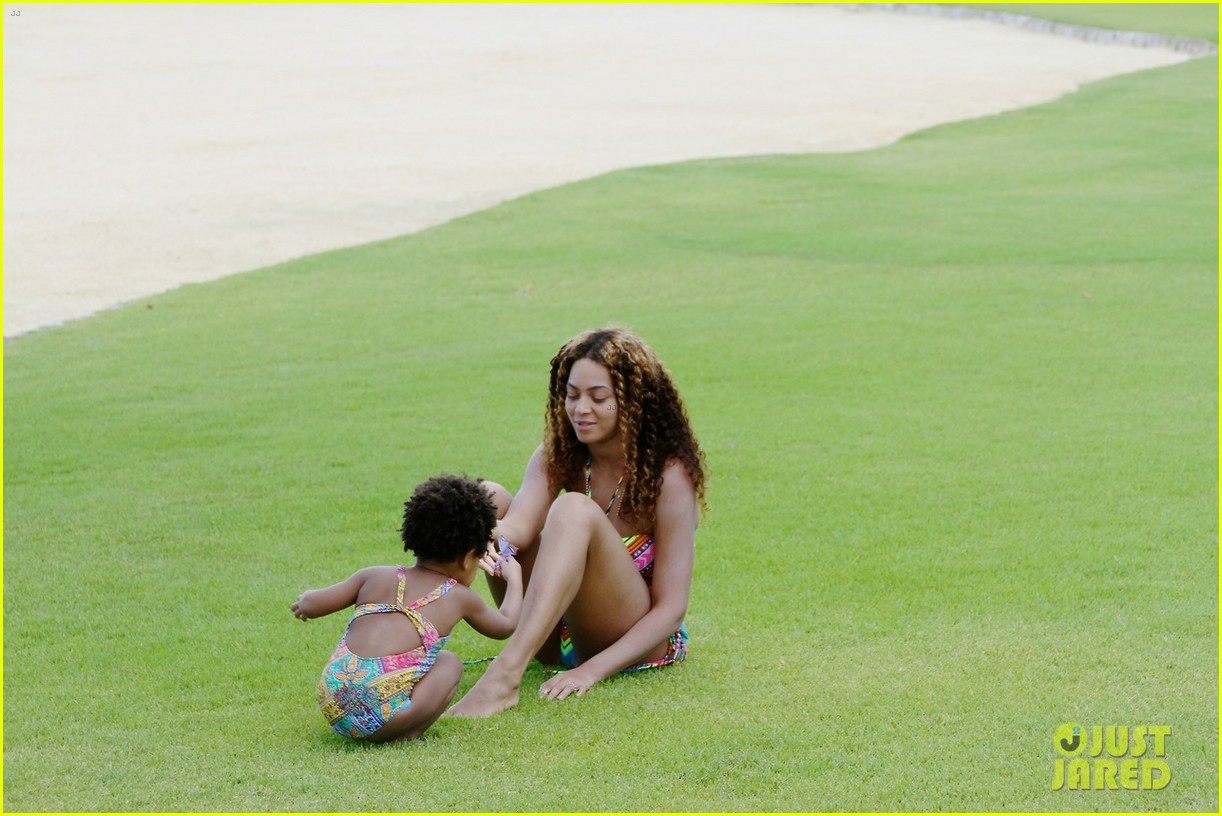 beyonce jay z blue ivy dominican republic vacation 023087920