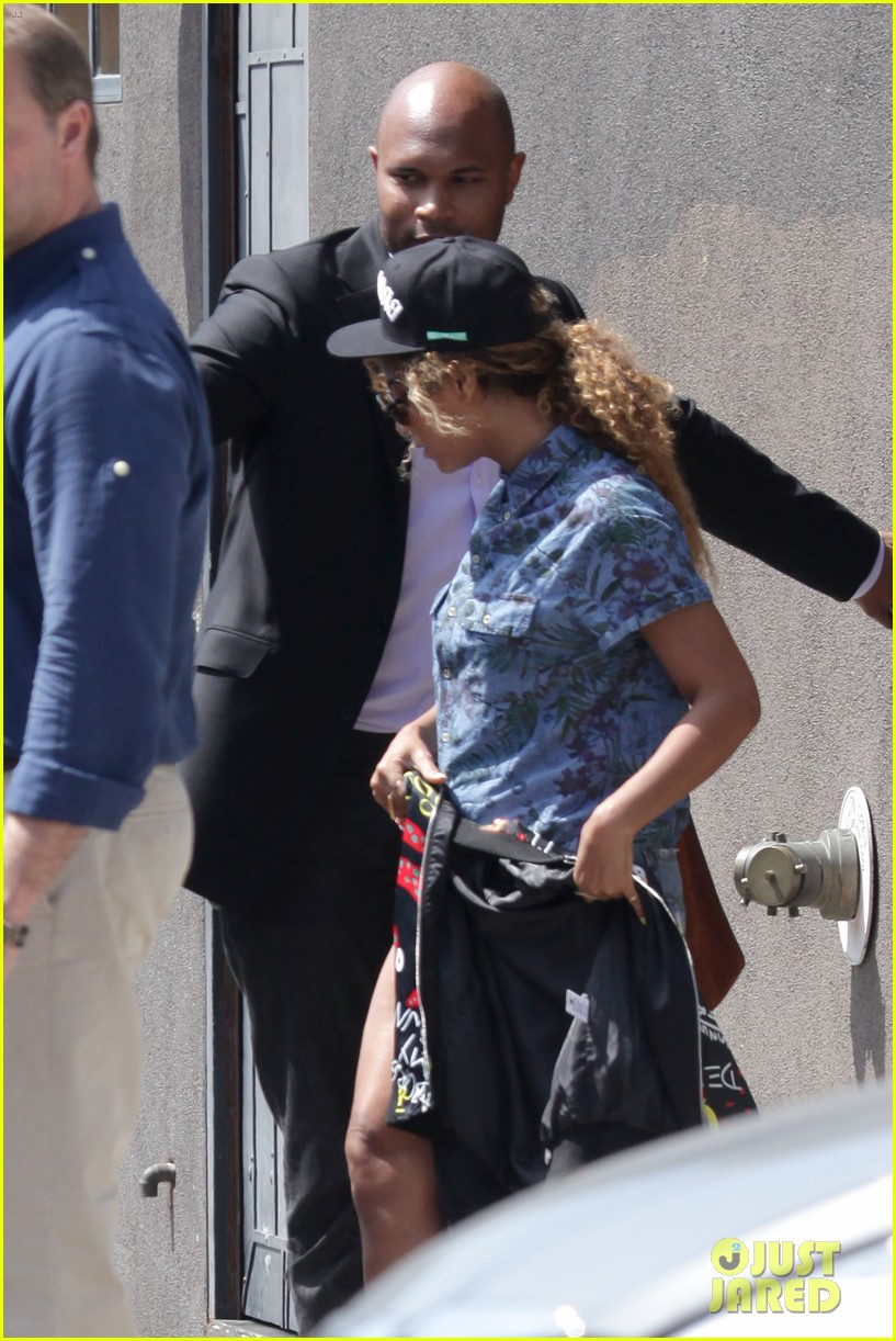 beyonce jay z lunch after surprise coachella appearances 063091949